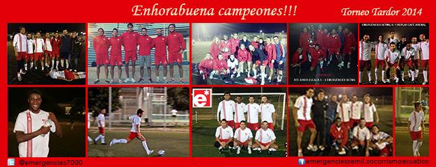 ¡¡Enhorabuena equipo¡¡