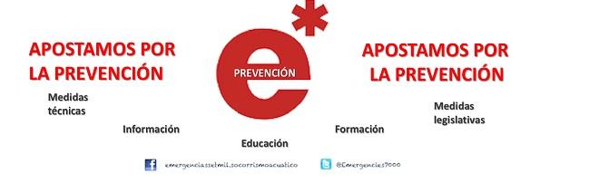 Apostamos por la prevención