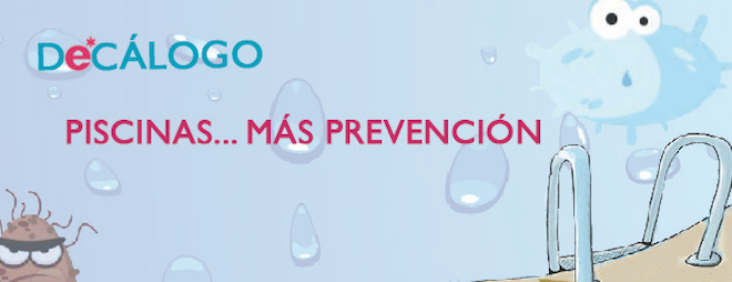 Piscinas… más prevención