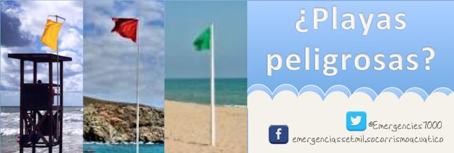 ¿Playas peligrosas?