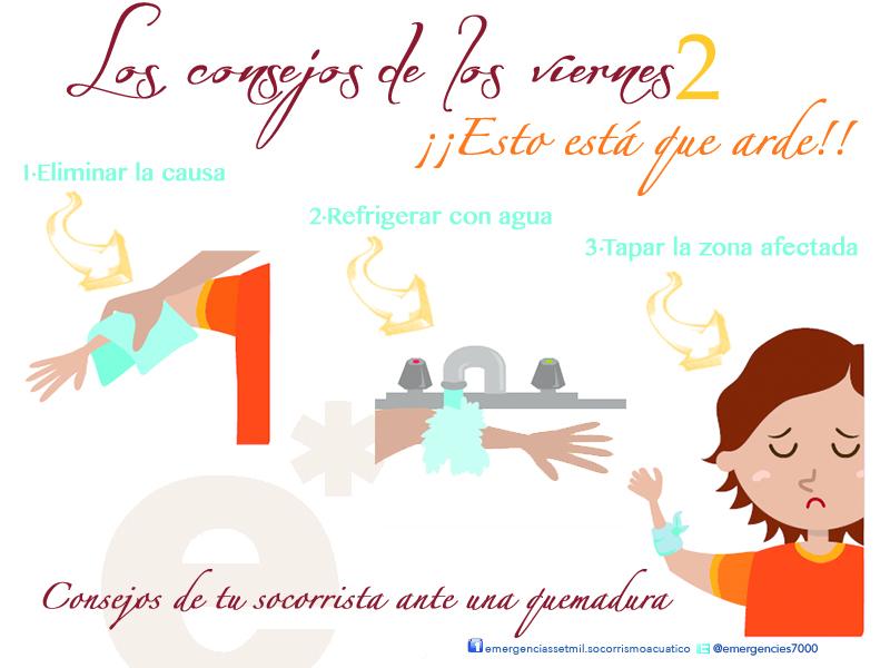 QUEMADURAS-CONSEJOS
