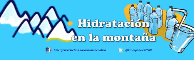 hidratacion-en-la-montaña