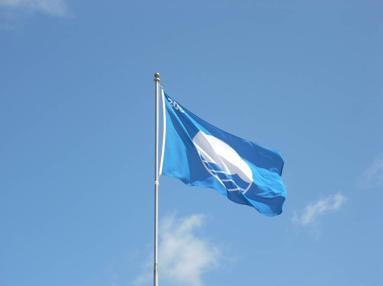 bandera.azul