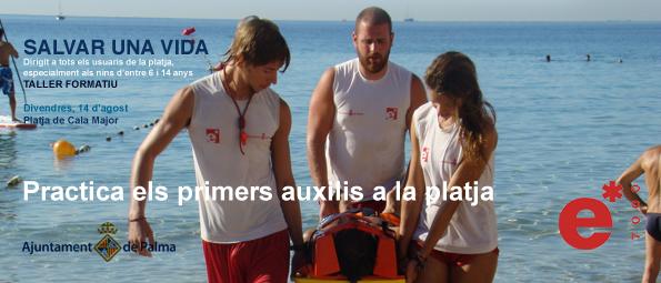 Campañas de sensibilización en playas
