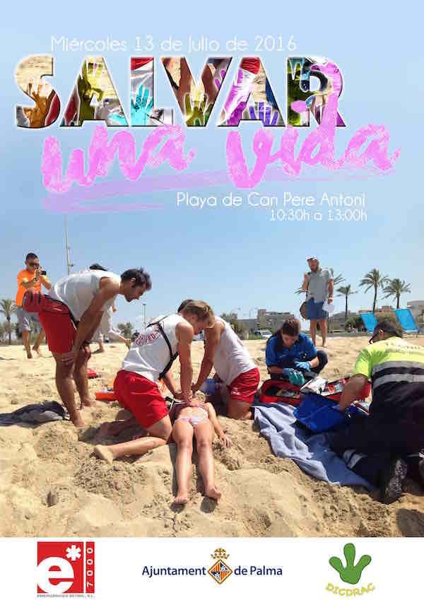 Poster Salvar una vida