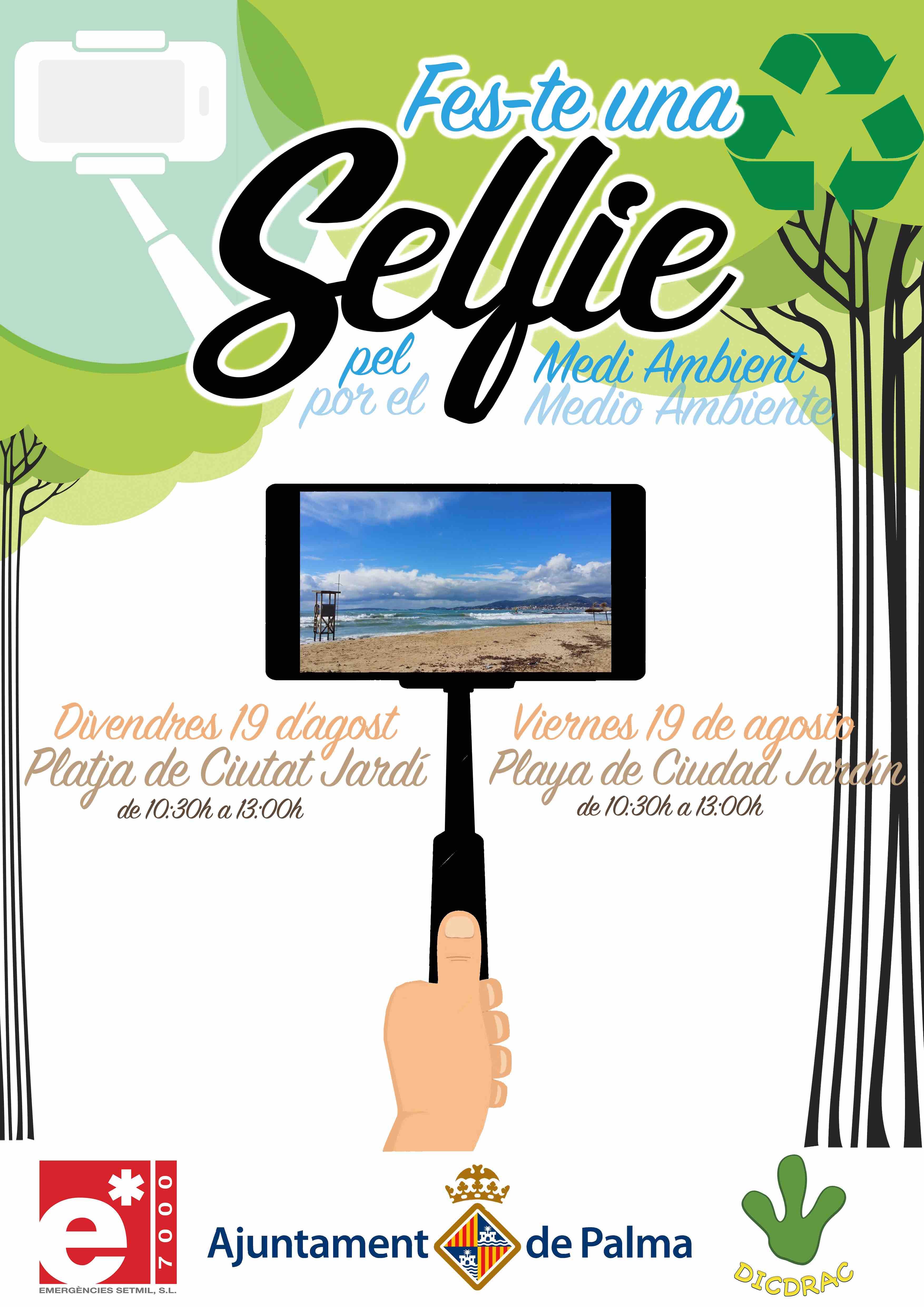 Selfie Medioambiente