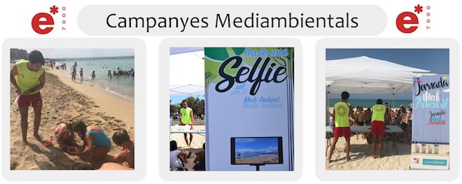 Campanyes de Medi Ambient en platges de Palma