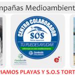 Limpieza de playas y SOS tortugas